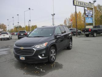 2019 Chevrolet Traverse LT Leather AWD