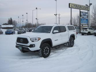 2018 Toyota Tacoma crew crab TRD Off Roac 4WD